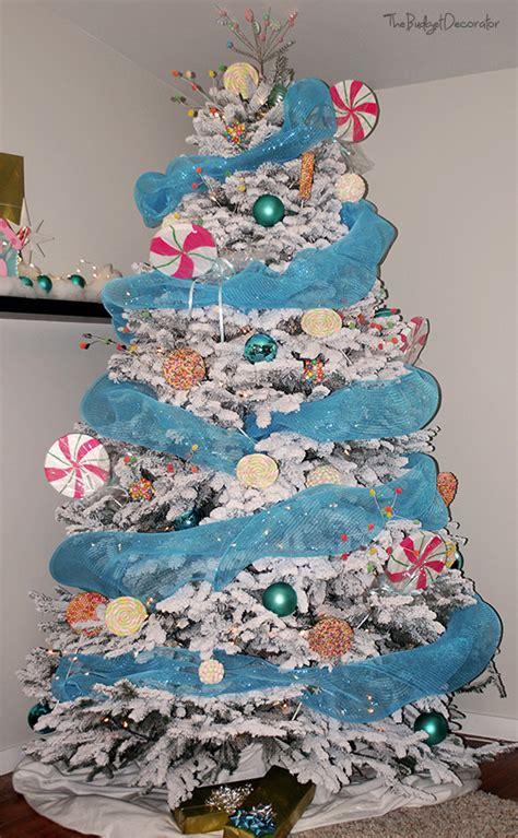 Diy Candyland Christmas Decorations • The Budget Decorator