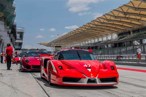 first ferrari race gallery the first ferrari racing days event in malaysia