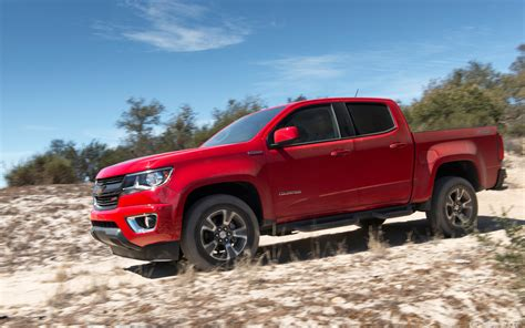 Chevrolet Colorado 4k Wallpapers by Cars Desktop Wallpapers Chevrolet Colorado Z71 Crew Cab