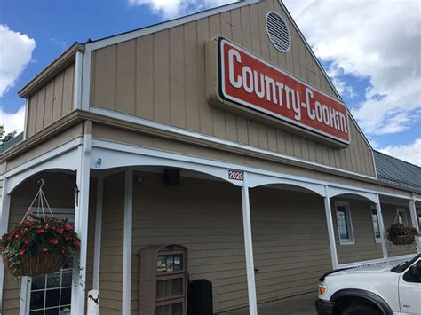 Country Cookin, Christiansburg  Restaurant Reviews, Phone