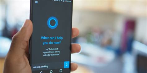 cortana on android microsoft s build 2016 message we cortana but