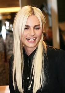 Women Beauty: Andrej Pejic Pictures and Hairstyles (3/10)  Andrej