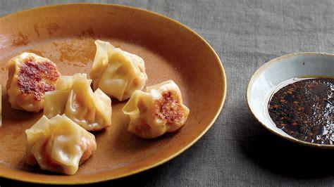 red curry shrimp dumplings recipe video martha stewart
