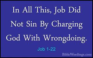 Job 1 - Holy Bible English