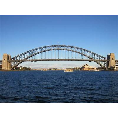 Destination Of The Week : Sydney Harbour Bridge Australia