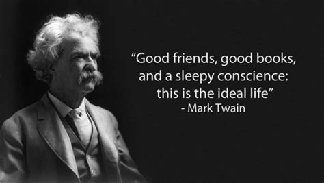 Mark Twain Famous Quotes About Life Quotesgram