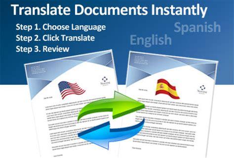 french  english translation translate documents  seconds