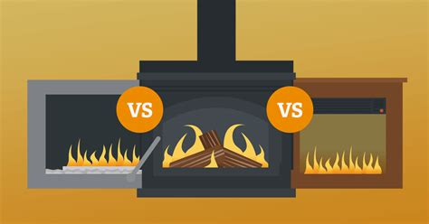gas  wood burning fireplaces  electric fireplaces