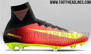 The next-gen Nike Mercurial Superfly 2016-2017 Boots ...