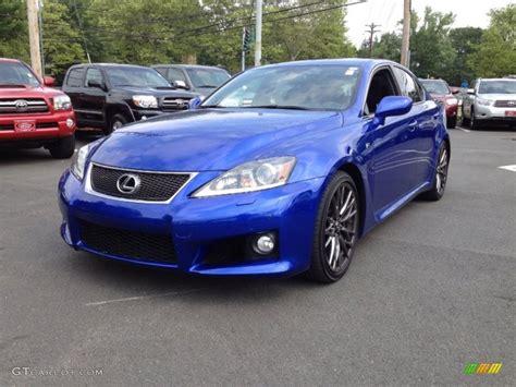 2011 Ultrasonic Blue Mica Lexus Is F #66438176