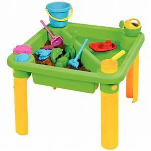 Table Jeux D Eau : table sable et eau en plastique vinco educational ~ Melissatoandfro.com Idées de Décoration