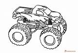 Coloring Race Track Dirt Printable Sheet Outlines Colouring Cars Transportation Monster Drawn sketch template
