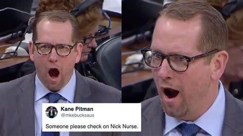 Raptors head coach becomes next best NBA meme with a ...