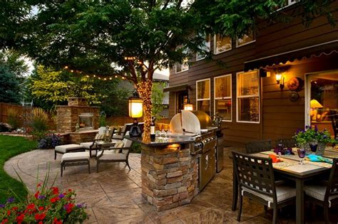Outdoor Patio Landscaping by Backyard Landscaping Co Photo Gallery