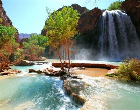 havasu falls arizona world travel destinations