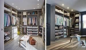 installer un dressing dans une chambre amnagement With comment installer un dressing dans une chambre
