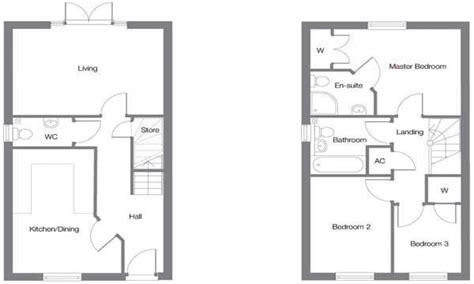 bedroom house plans uk simple  bedroom house plans house plans uk treesranchcom