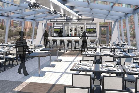 Chicago River Boat Wedding by New Glass Topped Boat Will Offer Dinner Cruises On The