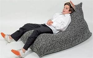 Sitzsack Selber Nähen : sitzsack aus wolle lass dich fallen handmade kultur ~ Orissabook.com Haus und Dekorationen