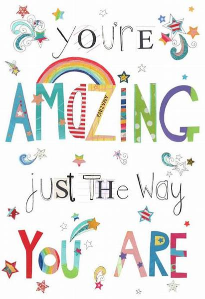 Amazing Youre Quotes Word Positive Quote Inspirational