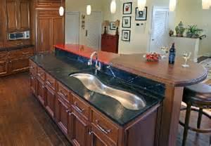 2 Level Kitchen Island 3 Tips For Designing The Kitchen Island