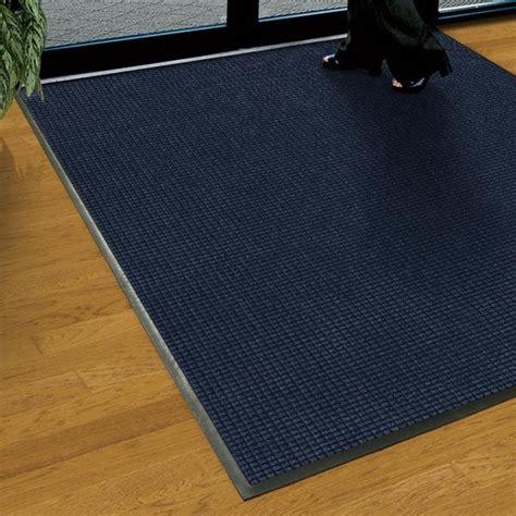 Waterproof Door Mat by Blue Waterproof Entrance Mats Blue Door Mat