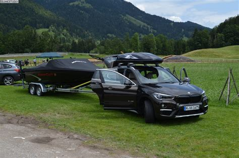New Bmw X1 Can Tow A 2,000 Kg Boat