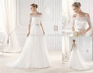 wedding dresses with sleeves off the shoulder wedding ideas With wedding dresses off the shoulder