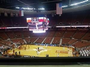 Erwin Center Basketball Seating Chart Frank Erwin Center Section 80 Texas Basketball