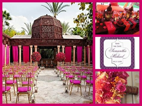 Moroccan Wedding Theme  Indian Theme Pinterest
