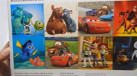 Quebra-cabeça|puzzle Disney Pixar-monstros S.a|monsters