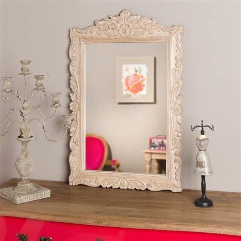 miroir bois maison du monde mzaol