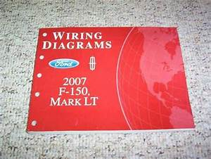 2007 Lincoln Mark Lt Electrical Wiring Diagram Manual 5 4l