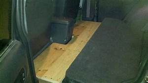 Back Seat Replacement To Fold Down Flat