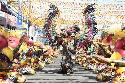 Sinulog Festival Cebu Filipino Pinoy Cultural Street