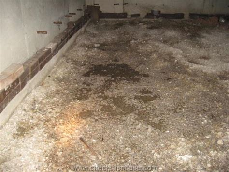 high water table drainage crawlspace drainage and flooding checkthishouse