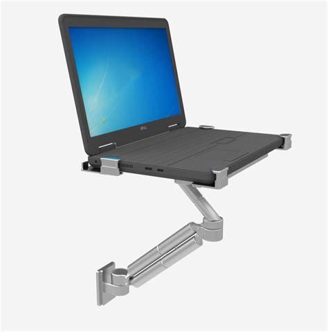 support mural ordinateur portable bras articul 233 m 233 dical pour 233 cran tablette et pc portable