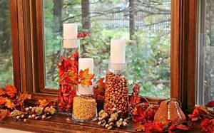 Decoration Maison Pas Cher : d coration pas cher avec des feuilles d 39 automne ~ Premium-room.com Idées de Décoration