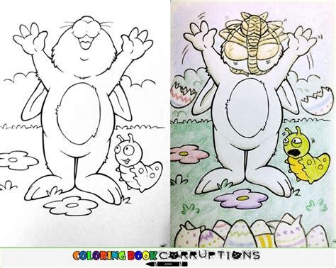 pic  coloring book corruptions part meme guy