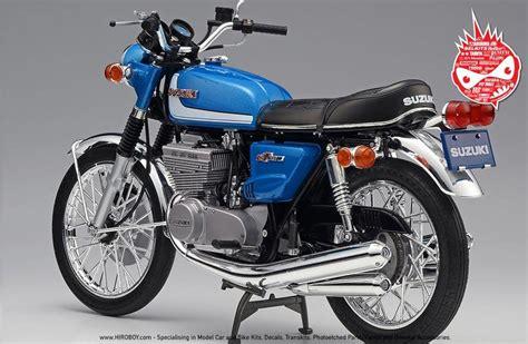 suzuki gt 380 1 12 suzuki gt380 b model kit has bk 5 hasegawa