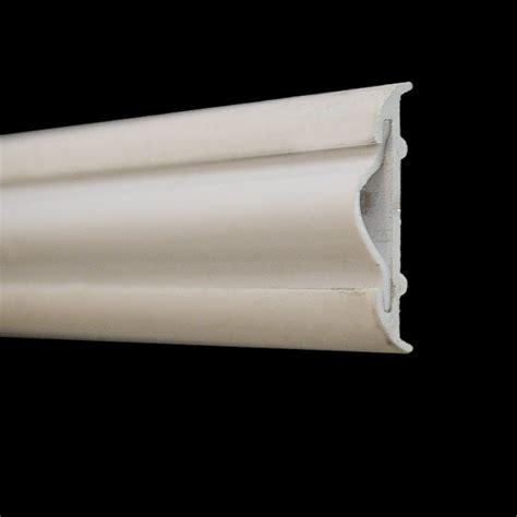 Aluminium Boat Rub Rail Uk by Taco Metals 1 1 4 X 63 Ft White Aluminum Rigid Rub Rail