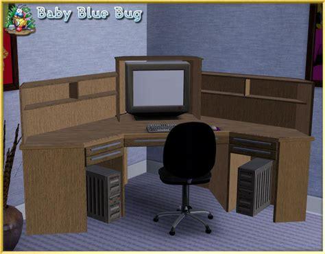 office max desk with hutch babybluebug 39 s bbb office max deluxe corner desk with hutch
