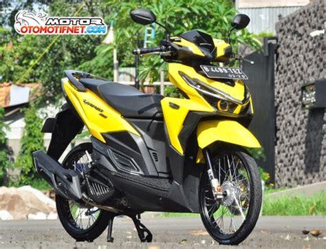 Thailook Vario by Modifikasi Matic Honda Vario 150 Esp Thailook Keren Go