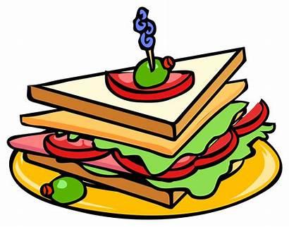 Sandwich Clipart Parts Svg
