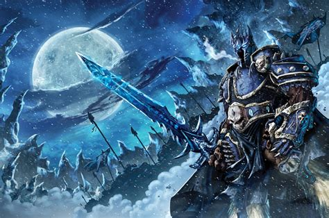 the lich king and his dog arrive for hearthstone s next