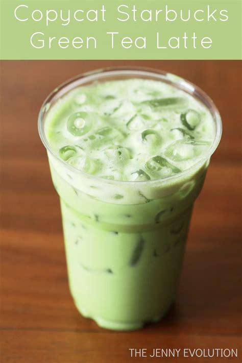 Copycat Starbucks Iced Green Tea Latte Recipe | Mommy