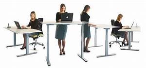 Höhenverstellbarer Schreibtisch Test : h henverstellbarer schreibtisch h henverstellbarer schreibtisch ~ Orissabook.com Haus und Dekorationen