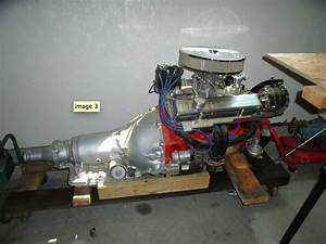 350 Chevrolet Engine  U0026 Transmission