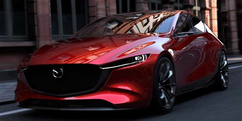 Mazda Kai 2018, El Coche Que Prepara El Camino Al Mazda 3