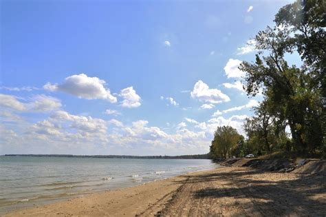 Cleveland and Northeast Ohio's Lake Erie Beaches